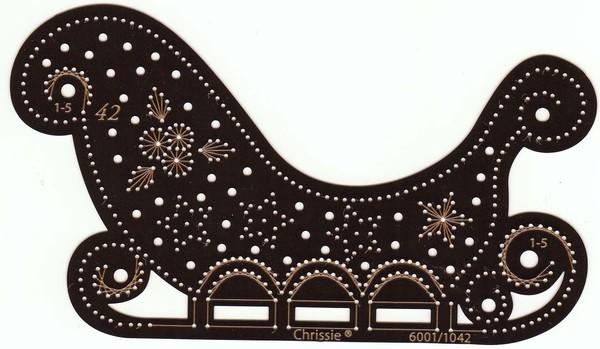traineau du p re noel les 3b. Black Bedroom Furniture Sets. Home Design Ideas